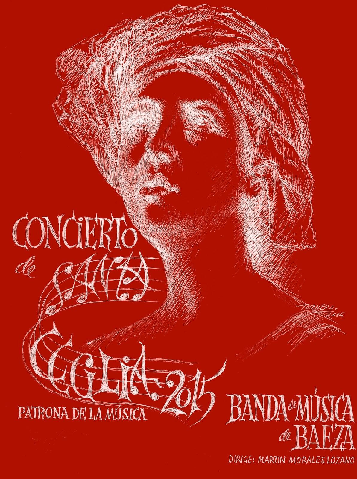 De catafalco y oro banda de m sica de baeza concierto extraordinario en honor a santa cecilia - Canta casta diva ...