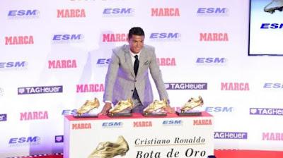Cristiano Ronaldo Masih Lapar