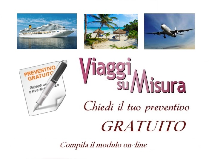 RICHIESTA PREVENTIVO ON-LINE