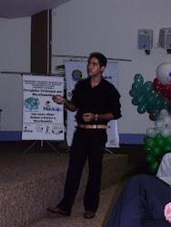 Apresentação Estatuto da AMPEF (Associação Maracajuense dos Profissionais em Educação Física)