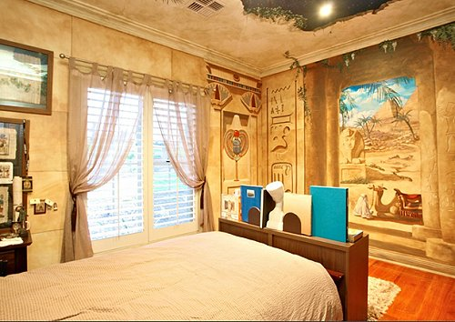 Decorating theme bedrooms maries manor egyptian theme for Interior theme ideas