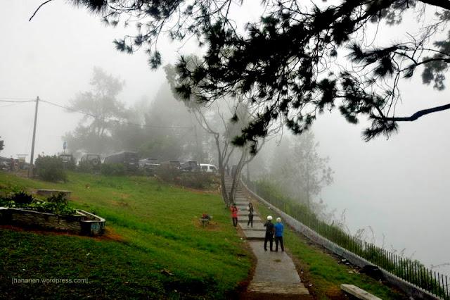 objek wisata Air Terjun Sipiso Piso 4