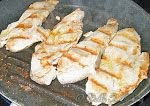 Pan Grilled chicken Breast