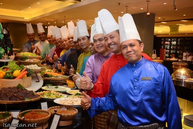 Ramadhan Berbuka Puasa Buffet Preview @ Paya Serai Restaurant Hilton PJ