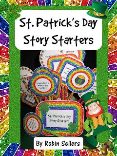 St. Patrick's Day stroy starters