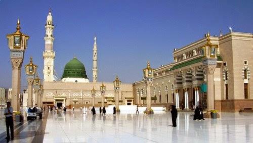 Masjid Nabawi – Madinah, Arab Saudi