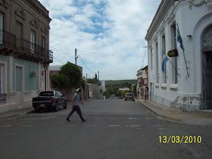Vista de Carmen de Patagones.