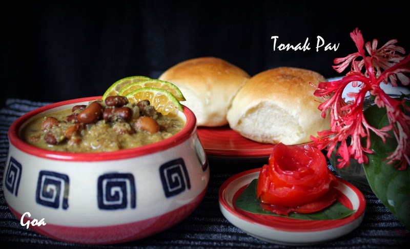Tondak pav goan special ribbons to pastas goa is the smallest state of india and has a strong influence of portugese rice with fish curry is the staple diet in goa goan food could be divided into forumfinder Image collections
