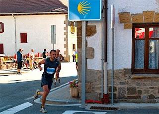 Media Maratón del Camino de Santiago entre Roncesvalles y Zubiri