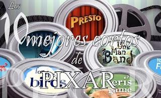 mejores cortos de pixar