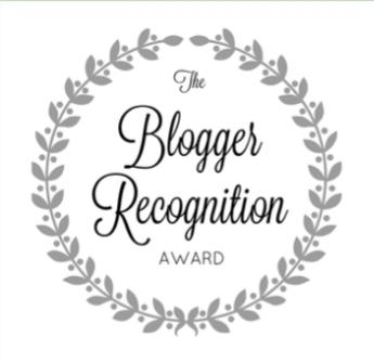 Reconocimiento Blogger.
