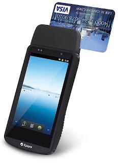 Lector tarjetas PDA