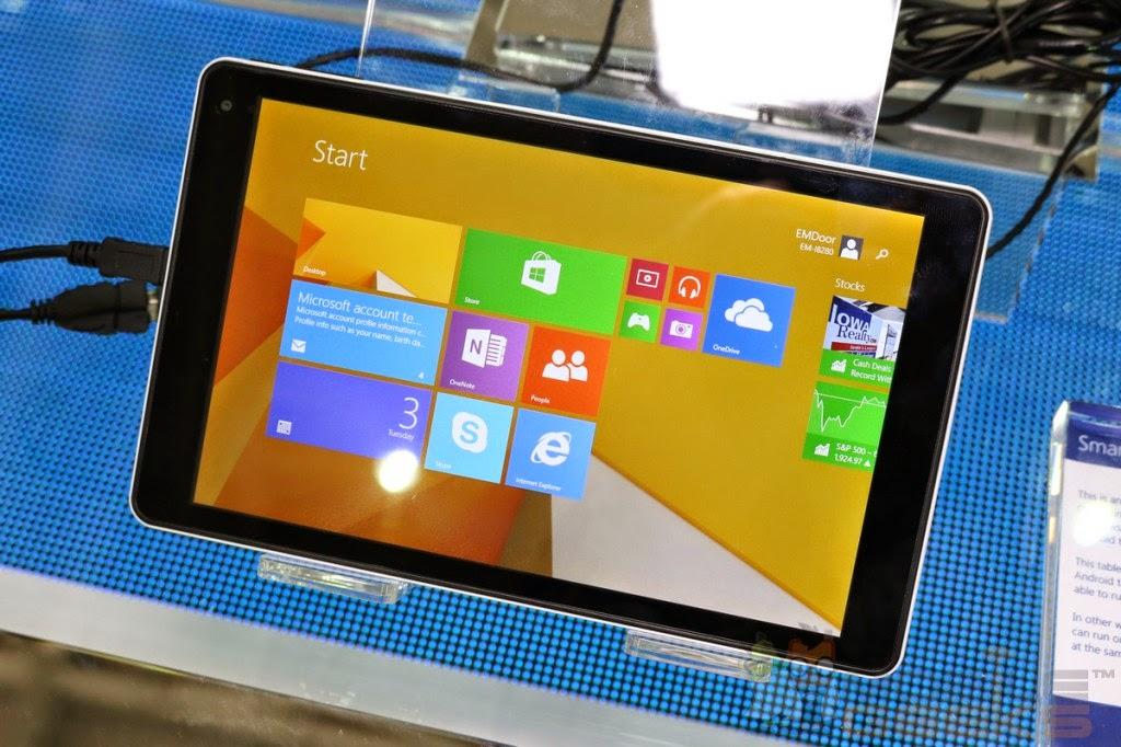 Emdoor EM-i8080 Tablet