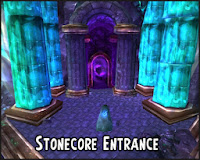 stonecore entrance location