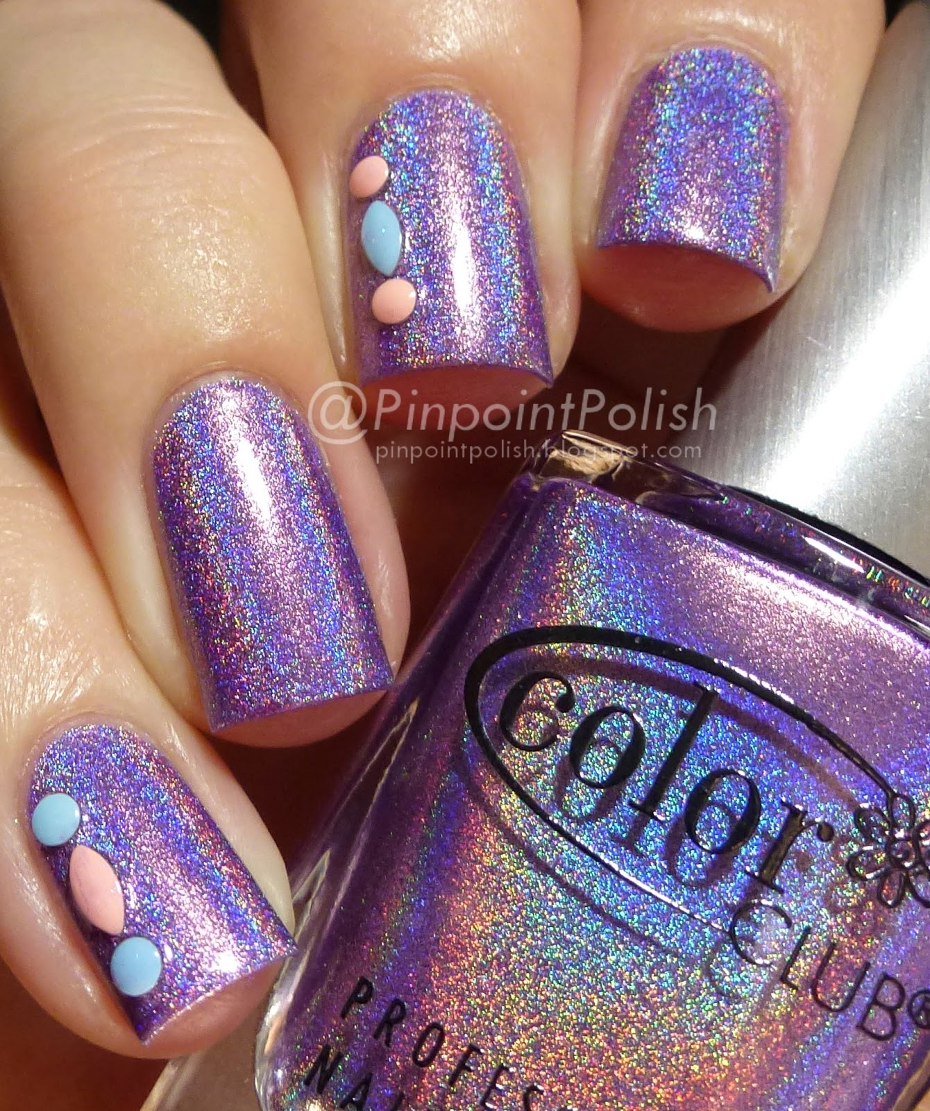 Eternal Beauty, Color Club, swatch