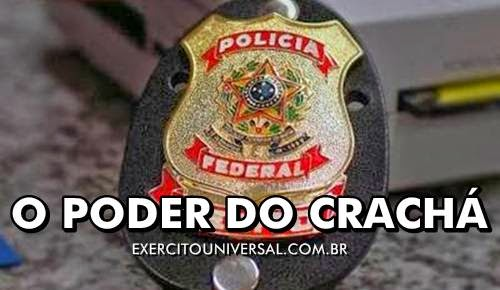 O PODER DO CRACHÁ
