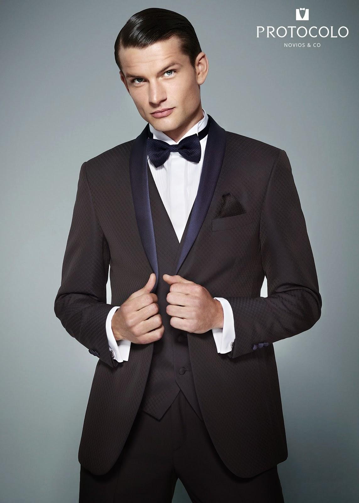 Protocolo novios guia tipos de traje de novio , smoking blog bodas mi boda gratis