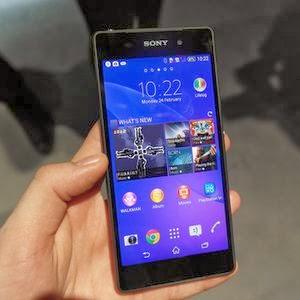 Spesifikasi Sony Xperia Z2