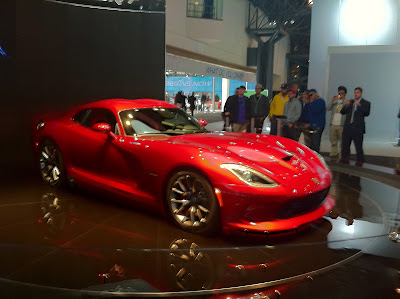 2013+Viper High Horsepower. High Torque. High Speed. Hybrid.