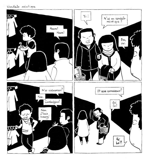 Mignardises/bande dessinée/Limoges