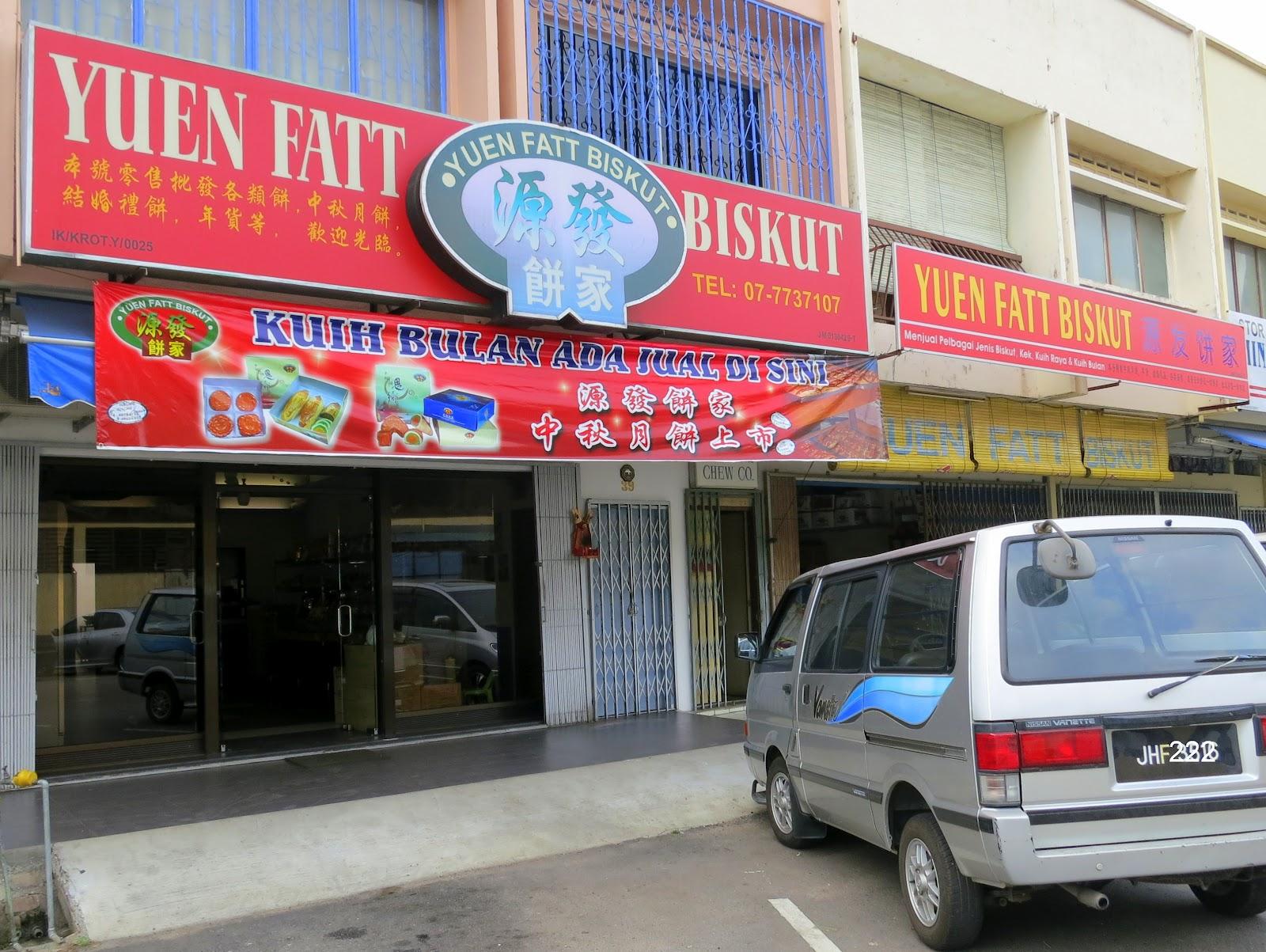 Cake Shop In Kluang
