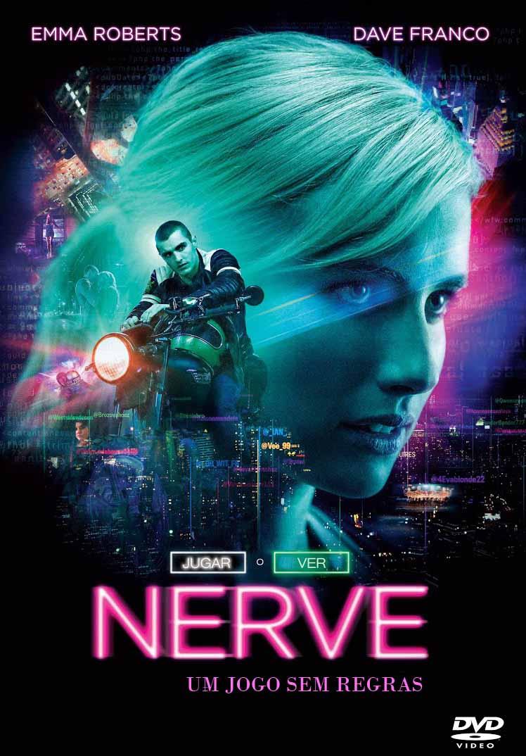 Nerve: Um Jogo Sem Regras Torrent – BluRay 720p e 1080p Dual Áudio