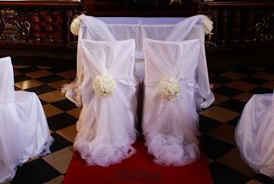 alejki ślubne