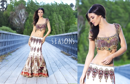 Embroidered-Fish-Tail-Lehenga