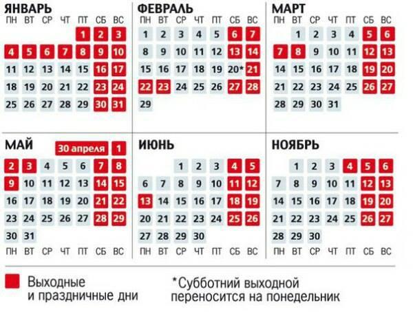 22 апреля день в календаре