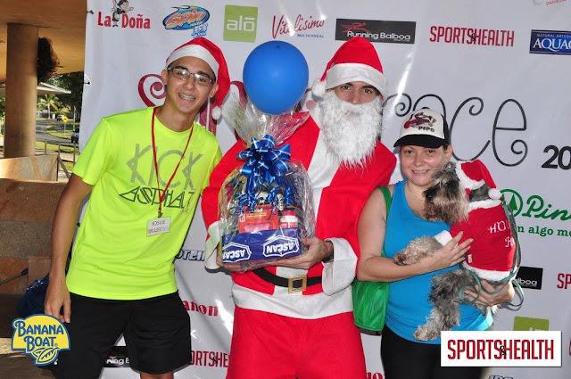 Santas Race