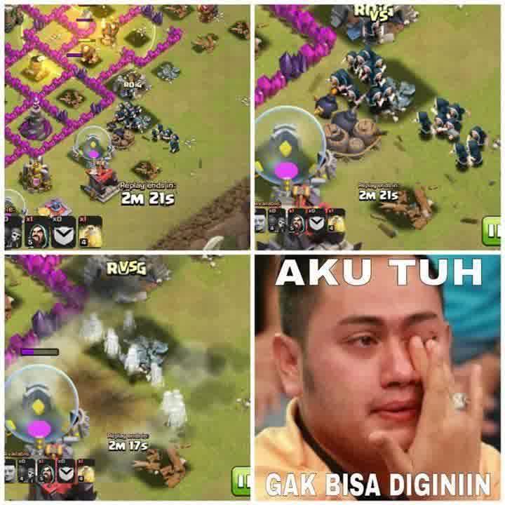 DP BBM Meme COC Nashar