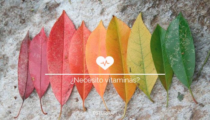 vitaminas recomendacion consejo otono