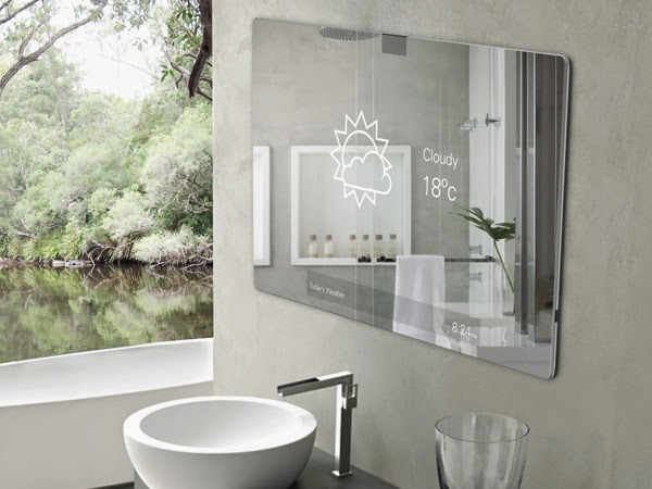 15 high tech gadgets for your bathroom