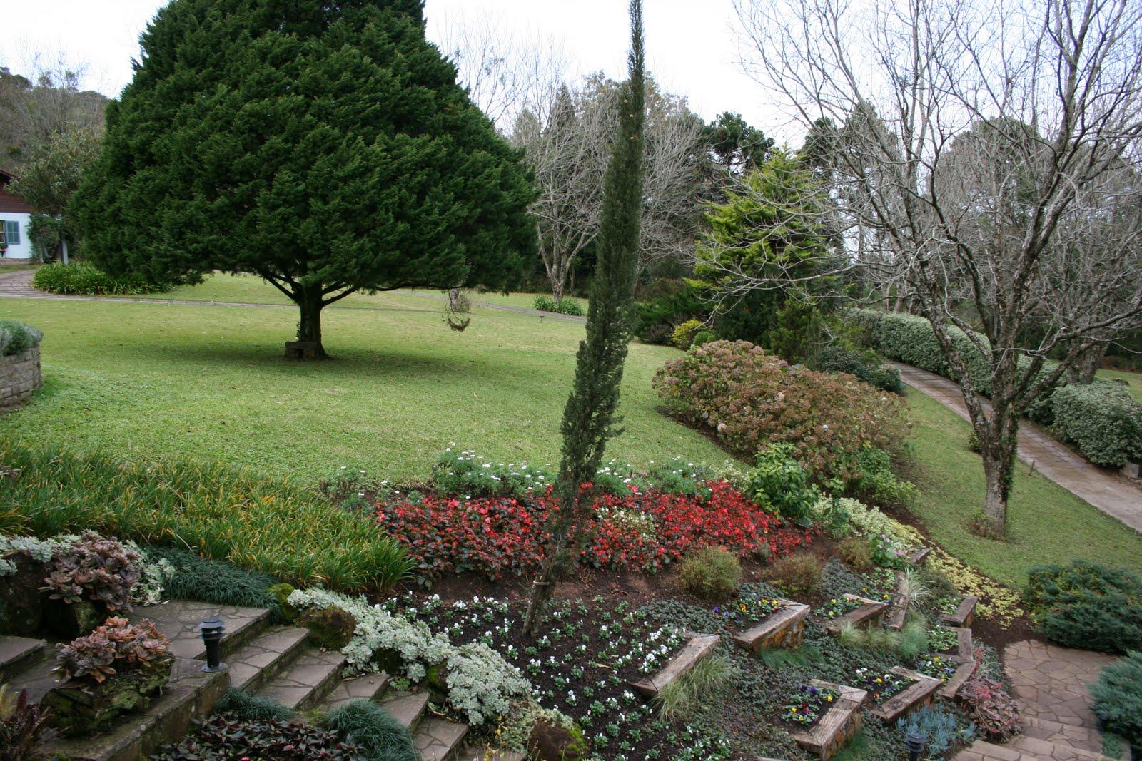 Le jardin parque de lavanda gramado viagem e viagens for Le jardin des epilobes