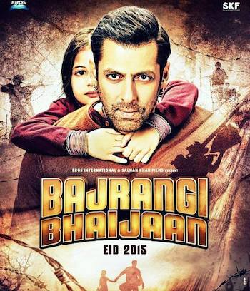 Bajrangi Bhaijaan 2015 Hindi DVDRip Download