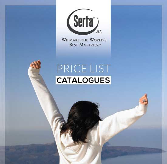 Katalog Daftar Harga Spring Bed SErta
