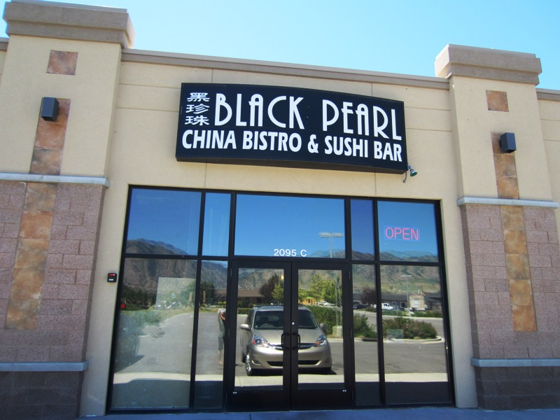 We Were Pleasantly Surprised By A Of Recent Visits To The Black Pearl Restaurant In North Logan Had Enjoyed On Our First And