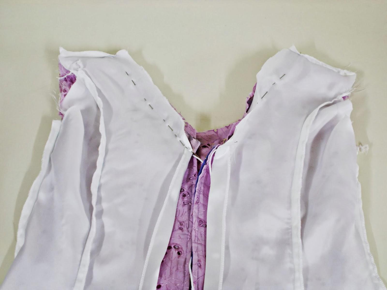 Traje-vestido-flamenca-patrón-paso a paso-costura-volantes-enagua-5
