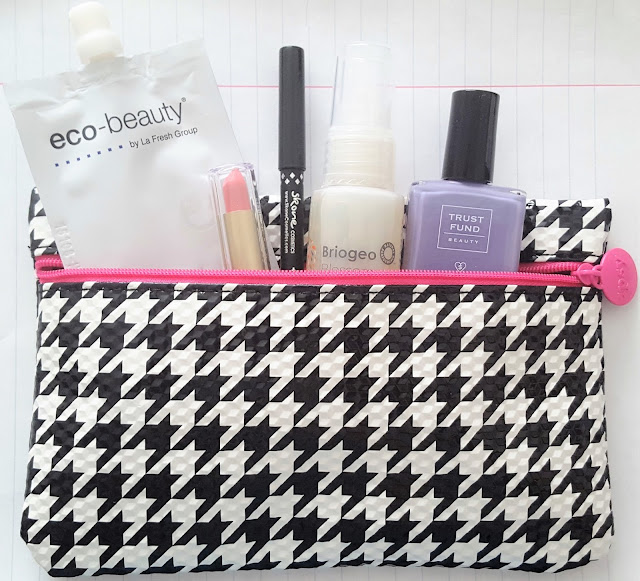 "Beauty Buzz Trial - Ipsy Bag August 2015 ""Prep School"""