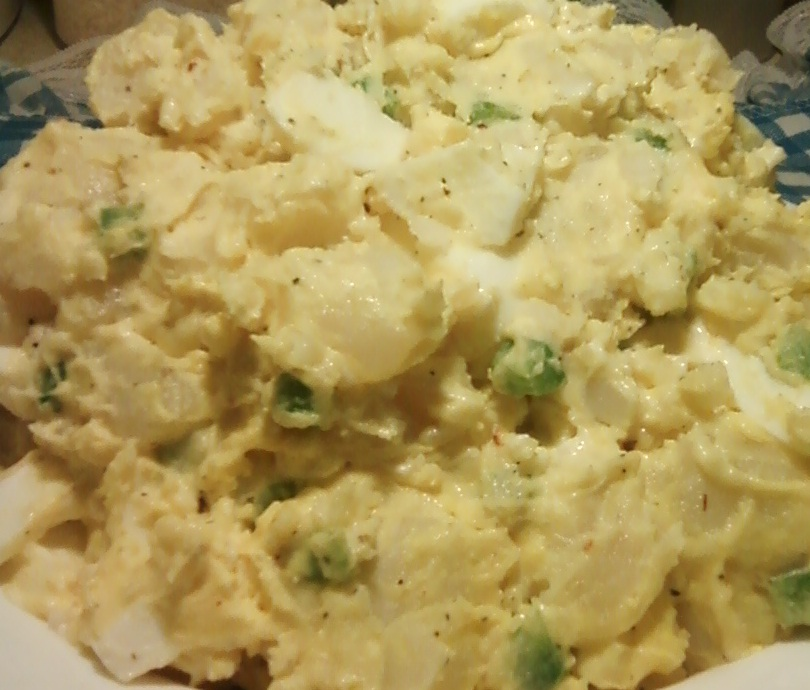 Cooking With Sugar: Potato Salad