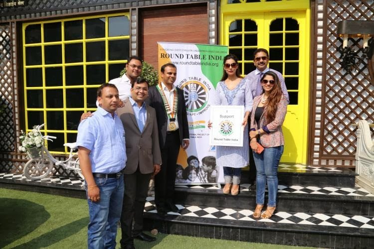 Gauri Khan is a brand ambassador for Round Table India
