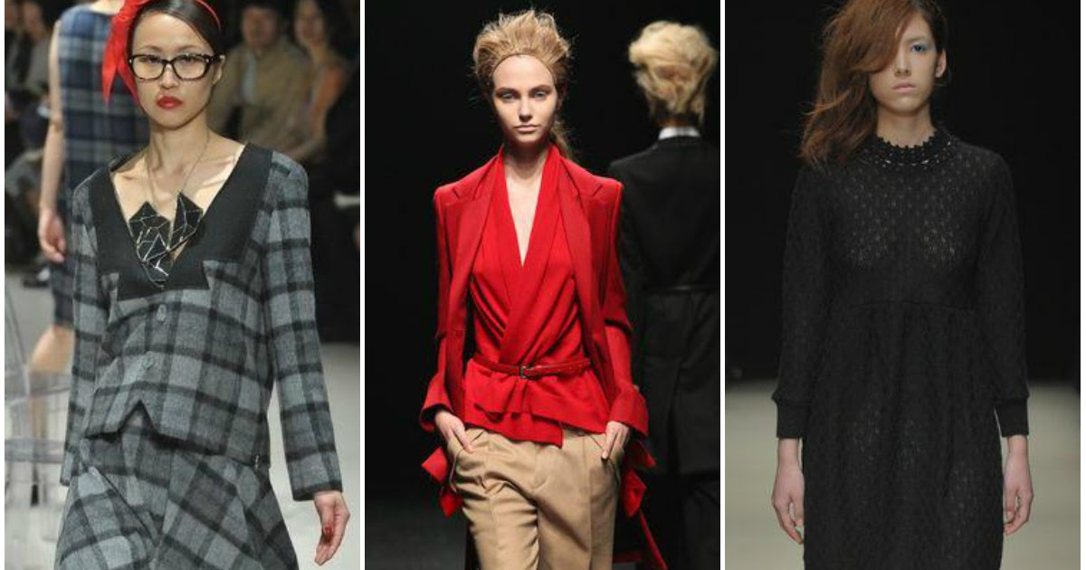 Fashion Studio Magazine: MERCEDES-BENZ FASHION WEEK TOKYO ...