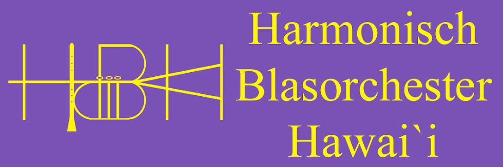 Harmonisch Blasorchester Hawai`i