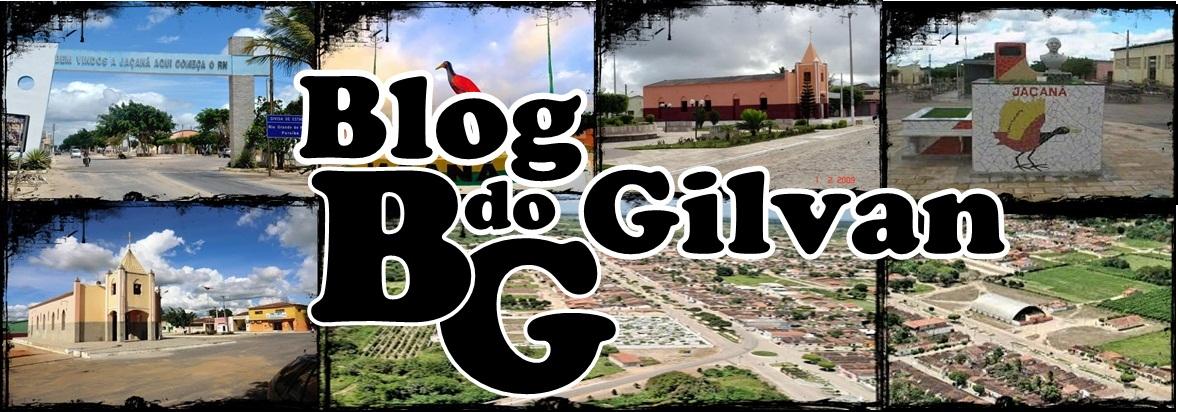 Blog do Gilvan BG