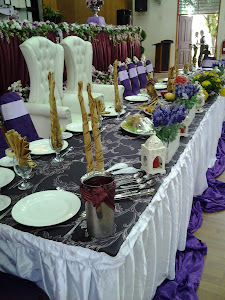 MAIN TABLE @ DEWAN