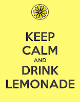 free keep calm and drink lemonade