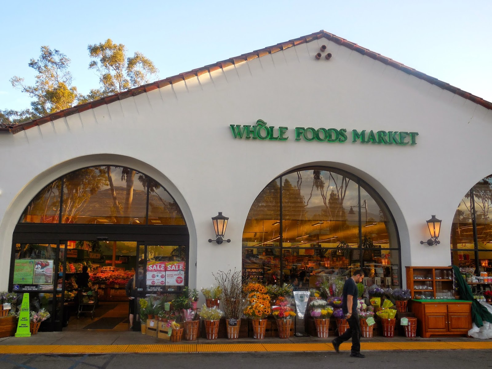 Whole Foods Market, Santa Barbara, WFM