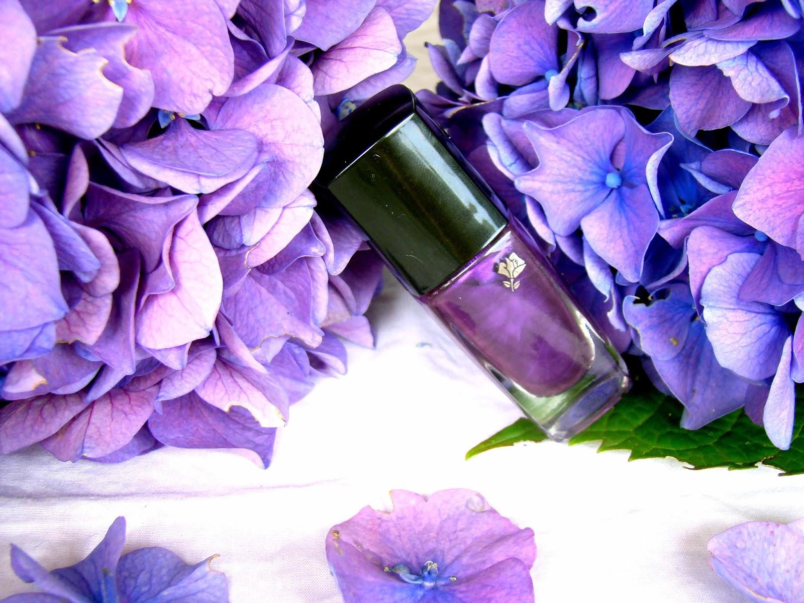 Vernis in Love  Lancôme Midnight Purple