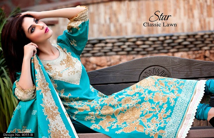 Star Classic Lawn Collection-14 Volume 3