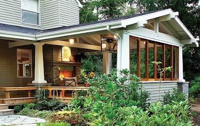 остекленные веранды и террасы к дому фото